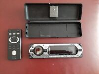 Sony CDX-GT300S used car radio and control