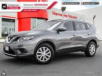 2015 Nissan Rogue S - LOCAL VEHICLE - LOW MILEAGE - VERY GOOD CO