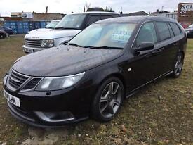 Saab 9-3..2.8 Turbo X..4WD.. 09 Plate..