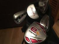 Taylormade junior Golf clubs