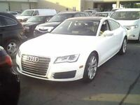 2012 Audi A7 Premium, AWD, Navigation, Panoramic roof, Bluetoot