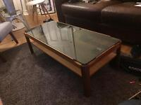 Stunning mid century modern coffee table, Myer, teak 60's danish design