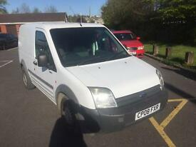 2008 FORD CONNECT 1.8 TDCI WITH 8 MONTHS M.O.T
