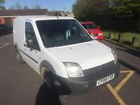 2008 FORD CONNECT 1.8 TDCI WITH 11 MONTHS M.O.T