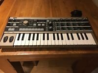 KORG MICROKORG SYNTH/KEYBOARD WITH VOCODER