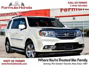 2014 Honda Pilot TOURING | 4WD | FULLY LOADED