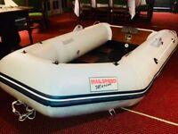 Charter Inflatable Dinghy, 2.7m slatted floor