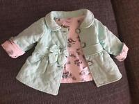 0-3 Ted baker jacket