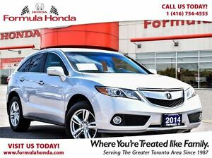 2014 Acura RDX ALL WHEEL DRIVE | LOADED | BLUETOOTH - FORMULA HO