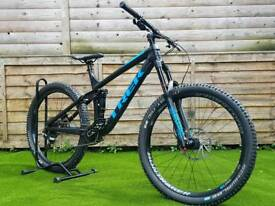 Trek Remedy 7 2018 mountain bike bicycle Full Suspension cube trek Scott giant Gt
