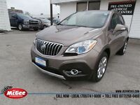 2014 Buick Encore CXL AWD - Leather, Sunroof, Touch Screen, Bose