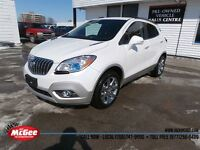 2014 Buick Encore CXL AWD - Leather, Sunroof, Bose, Touch Screen