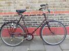 Vintage Raleigh connoisseur dutch style bike