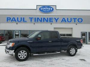 2009 Ford F-150 XLT SuperCab 5.5-ft. Bed 4WD