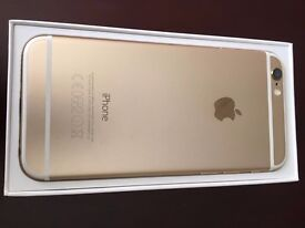 iphone 6 Gold 64GB on O2 network - Best Condition