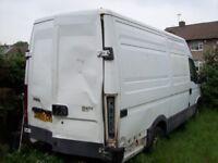 Iveco van spares and repairs