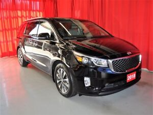 2018 Kia Sedona SX+ One Owner, Dealer Owned and Maintained!