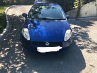 Fiat, GRANDE PUNTO, Hatchback, 2007, Manual, 1242 (cc), 3 doors