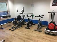 BOXING GYM & FITNESS STUDIO HOURLY RENTAL
