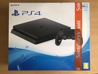 PS4 Slim 500GB Brand New