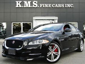 2014 Jaguar XJ XJR| 550HP|SUPERCHARGED| WARRANTY|