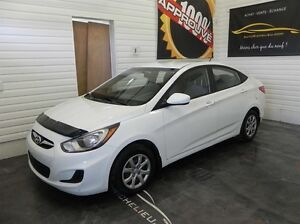 Hyundai Accent GL 2013 * AIR * CRUISE CONTROL *