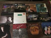 50 plus 12 inch singles rock . Pop .etc...