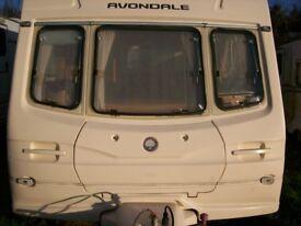avondale rialto 2 berth 2003 serviced in first class condition