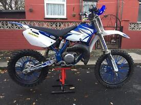 2012 yz85 big wheel £1500