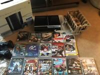 Ps3 playstation with top games