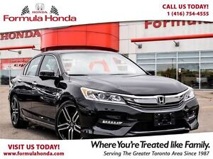 2016 Honda Accord Sedan SPORT | MANUAL | ACCIDENT FREE