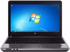 HP 4540s / NTEL I3 2.40 GHz/ 6 GB Ram/ 500GB HDD/ WIRELESS/ HDMI/ WEBCAM/ USB 3.0 - WIN 7