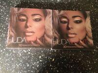 Huda beauty 3D Highlighter palette