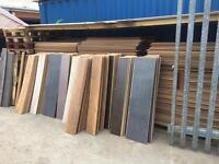 Free new scrap laminate flooring