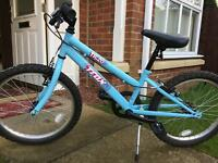 Kids Trax 20 Bike - 20 inch wheels. Suitable for 6/7/8