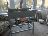 Handmade tortoise table