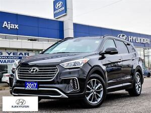 2017 Hyundai Santa Fe XL LUXURY | NAVIGATION | PANO ROOF