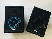 PHONIC POWERPOD 620 PLUS WITH WHARFEDALE SPEAKERS (FULL PA SYSTEM)