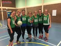 Social Netball Leagues in Clapham! Join Now!