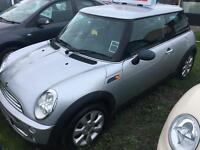 55 mini one 1.6 great little car ready to go