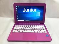 HP Fast Slim HD Laptop, 2GB Ram, 32GB SSD, Windows 10, HMDI, Full office, Excellent Condition