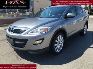 2010 Mazda CX-9 GT AWD LEATHER/SUNROOF/7 PASS