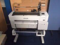 EPSON SURECOLOR T3000 Printer For Sale