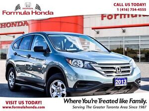 2013 Honda CR-V LX | BACK UP CAM | ALL WHEEL DRIVE