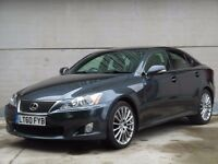 Lexus IS220D 2.2TD F-Sport 4dr - SAT NAV - FSH - HUGE SPEC!!