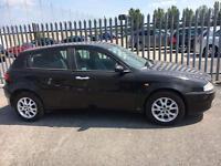 2002 Alfa Romeo 147 1,6 litre 5dr