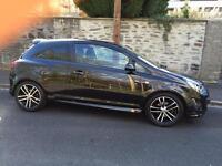 Vauxhall Corsa black edition 1.4 Turbo