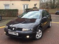 SEAT LEON SX 1.6 PETROL MANUAL 1 OWNER FROM NEW