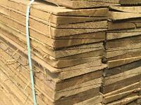 🌳Feather Edge Fencing Pieces/Panels/Boards-Various Sizes🌳