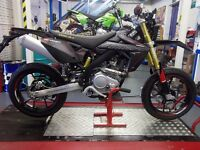 Wanted - 125cc Supermoto - WR, Rieju, Suzuki etc